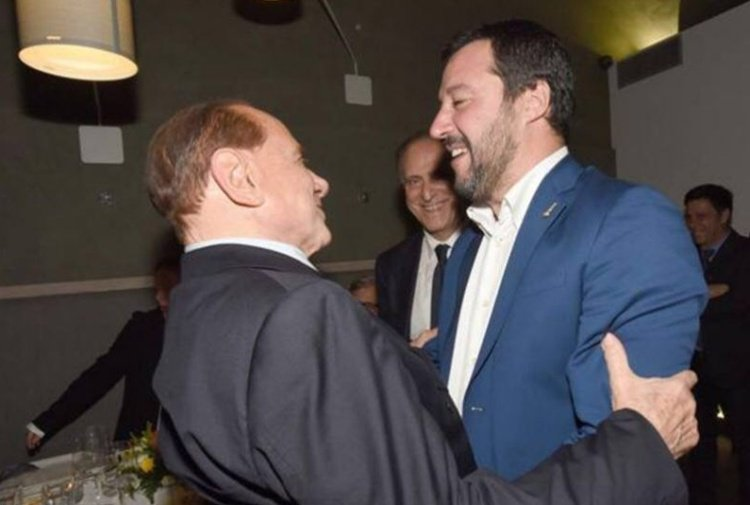 Due governatori in cambio di Foa presidente della Rai. Il patto #SalviniBerlusconi. I retroscena di @paoloerusso per #TiscaliNews https://notizie.tiscali.it/politica/articoli/patto-Salvini-Berlusconi/  - Ukustom