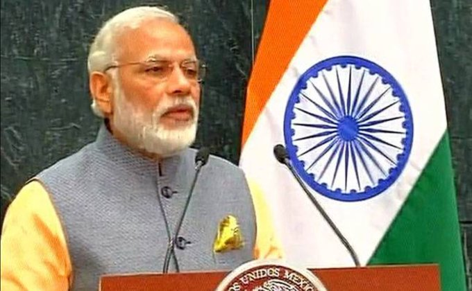 Happy birthday to my role model and wellwisher of india and oour honourable prime minister mr narendra modi