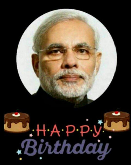 Happy Birthday Narendra Modi Ji...