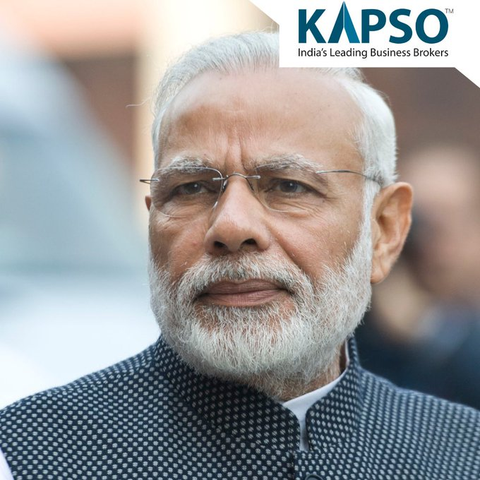 Happy Birthday, PM Narendra Modi!  (