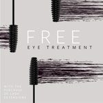 Lush lashes for less PLUS a free eye treatment - now that's bringing Beauty to the People®. September is your time to shine at #SevaBeauty.
