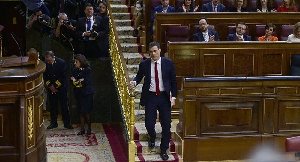 İspanya Başbakanı Sanchez dokunulmazlıkları kaldırmak istiyor sptnkne.ws/j8ju