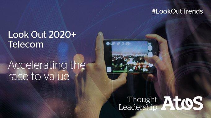 Informieren Sie sich im neuen #Telekommunikation Trendbericht Look Out 2020+über Best...