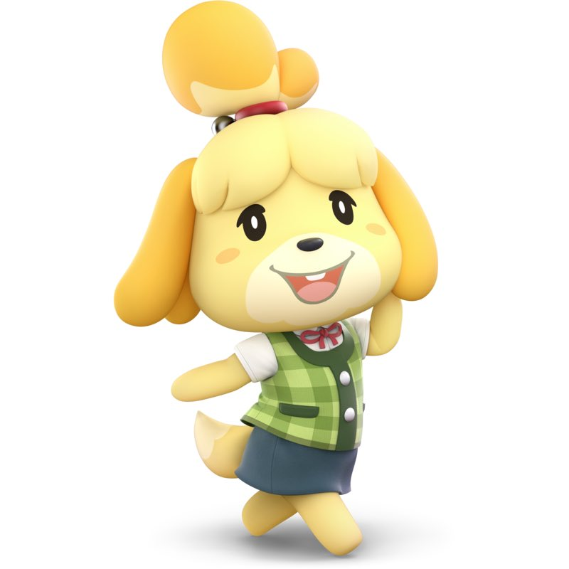 Poll #23: We now have TWO Animal Crossing reps! Do you plan on playing our newcomer, or sticking with our veteran? RT for Isabelle Like for Villager <br>http://pic.twitter.com/q3cjRVSOSd