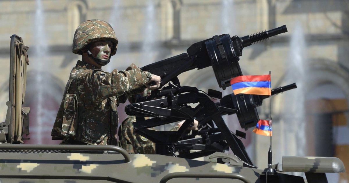 Ermenistan askerleri, Türkiye'de denetim yapacak sptnkne.ws/j8kA