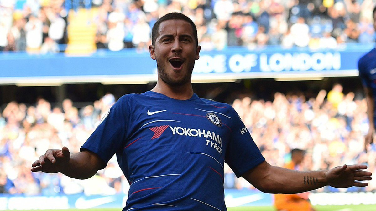 Hazard can be Premier League top-scorer: Sarrihttps://nation.com.pk/17-Sep-2018/hazard-can-be-premier-league-top-scorer-sarri@hazardeden10 @ChelseaFC #EPL #Chelsea #Hazard  - FestivalFocus