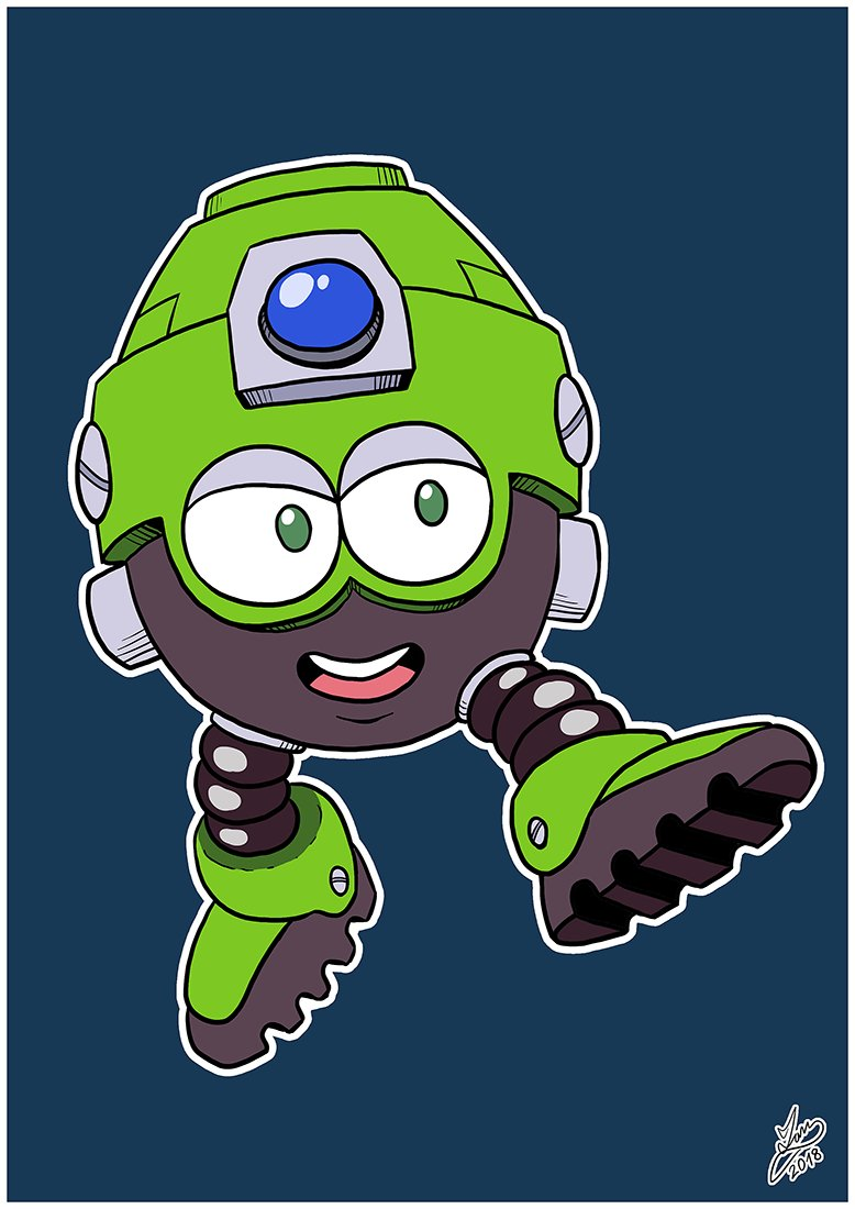 """IekTheWubbox on Twitter """"Don t for your energy cans Mega Man … """""""
