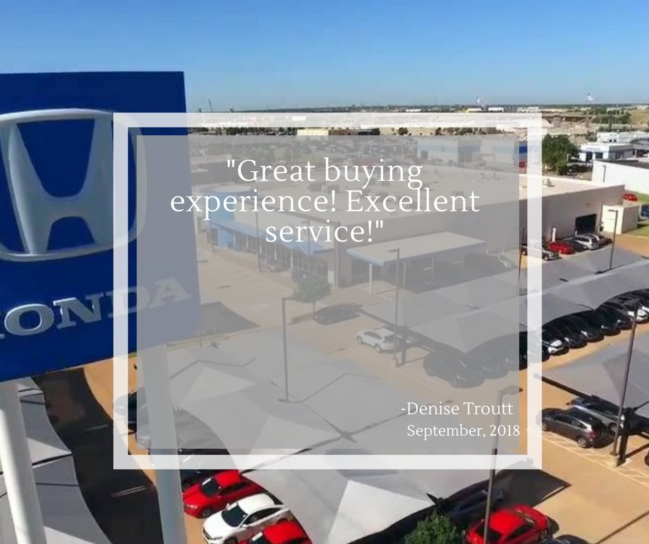 Bob Howard Honda Would Like To Say Thank You For The Great Review! Please  Feel