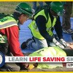 Image for the Tweet beginning: #NatlPrep Month   Learn life