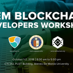 Image for the Tweet beginning: NEM Philippines will conduct its