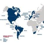 Tenemos presencia en 29 países del mundo. Ofrecemos consultoría de proyectos , soporte AMS, creaciones de software y soluciones en la nube. Conoce más en : https://t.co/HJFWAVkATZ #Epiuse #SAP #Cobertura