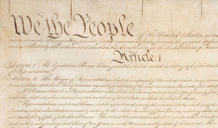 Happy #ConstitutionDay! Il #17settembre 1787 la firma della Costituzione degli Stati Uniti.