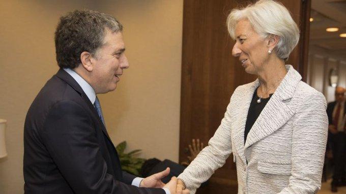 FMI valoró avances importantes en la negociación con el Gobierno Foto