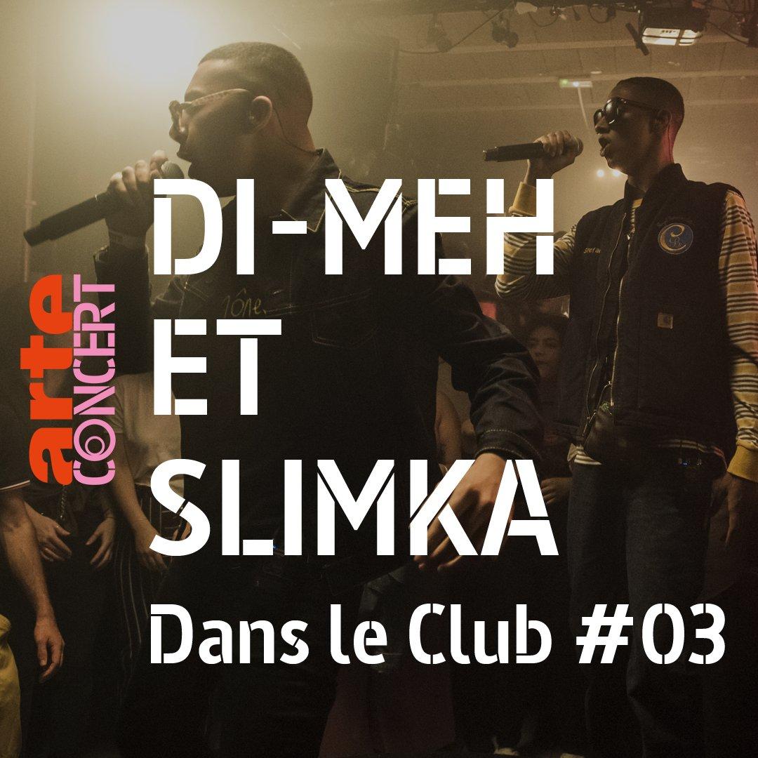 Dans le Club, Di-Meh & Slimka déploient leur flow made in Genève 🇨🇭 http://bit.ly/DansLeClub3