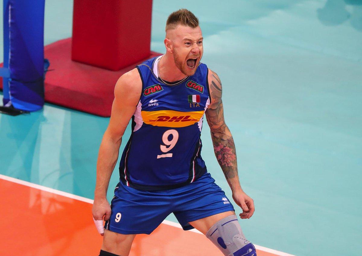 """Mondiali: Zaytsev, """"Non sottovalutiamo la Slovenia. Il calore del pubblico? Ci meritiamo tutta questa attenzione, ...  https:// www.volleyball.it/mondiali-zaytsev-non-sottovalutiamo-la-slovenia-il-calore-del-pubblico-ci-meritiamo-tutta-questa-attenzione-trasmettiamo-emozioni/ #FivbMensWCH #iotifoazzurro #volleyball #VolleyballWChs #VolleyMondiali18 #IvanZaytsev #LaNazionale #Mondiali2018 leggilo su Volleyba ...  - Ukustom"""