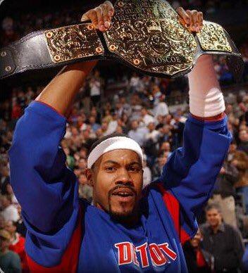 A big Happy Birthday to Detroit Pistons legend Rasheed Wallace!
