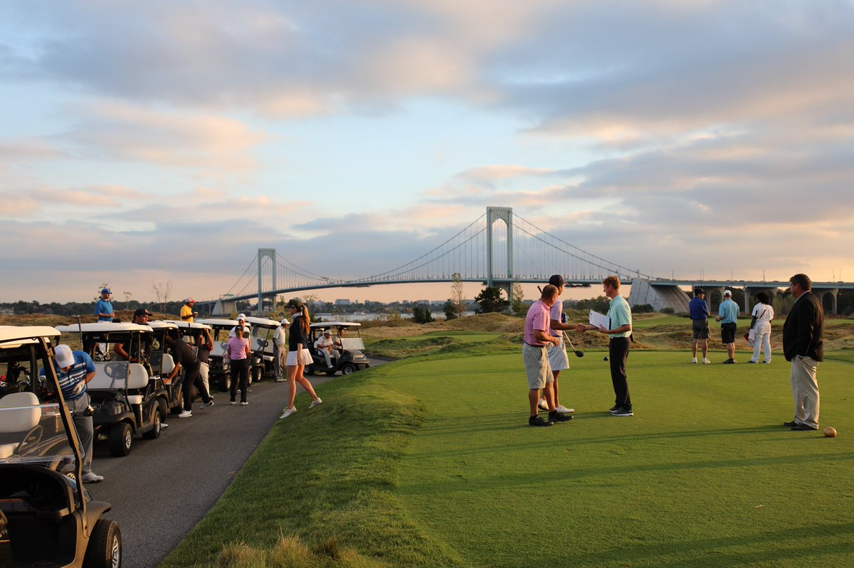 Join us for our Annual Championship Weekend – the ultimate combination of comradery & competition! • Saturday, October 13th – Team Championship Sunday, October 14th – Club Championship • TrumpFerryPoint.com/upcoming-event