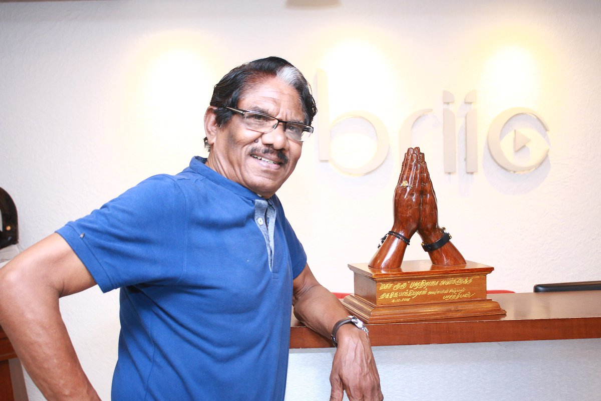 #Bharathiraja Latest News Trends Updates Images - In4NetCom