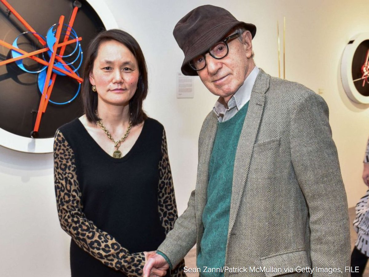 Soon-Yi Previn, the wife of Woody Allen, is defending the filmmaker against sexual assault claims lodged against him by his adoptive daughter Dylan Farrow and ex-partner Mia Farrow abcn.ws/2Ovszn8