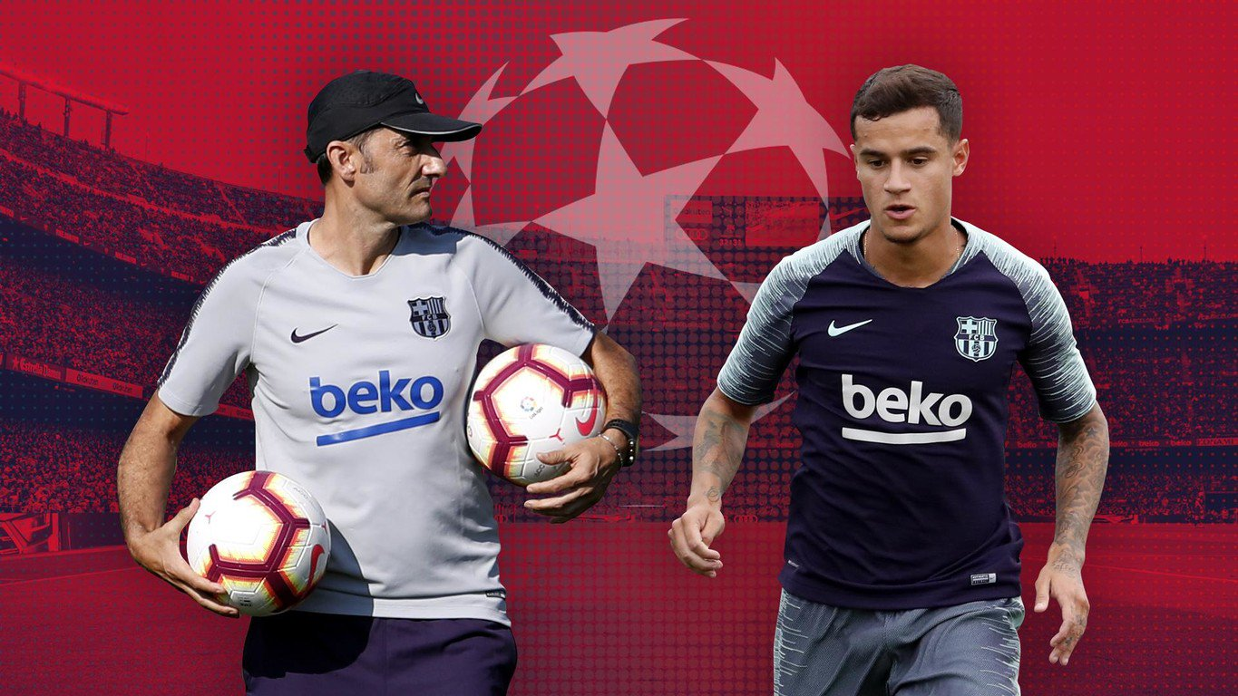 [�� LIVE] Ernesto Valverde and Philippe Coutinho speak ahead of #BarçaPSV �� https://t.co/aaj8C0lACu ���� #ForçaBarça https://t.co/6eQJ59aDCJ