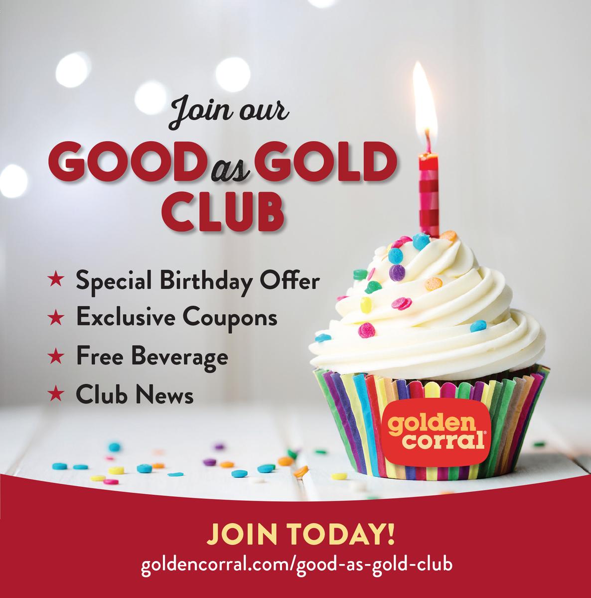 golden corral birthday club Golden Corral on Twitter: