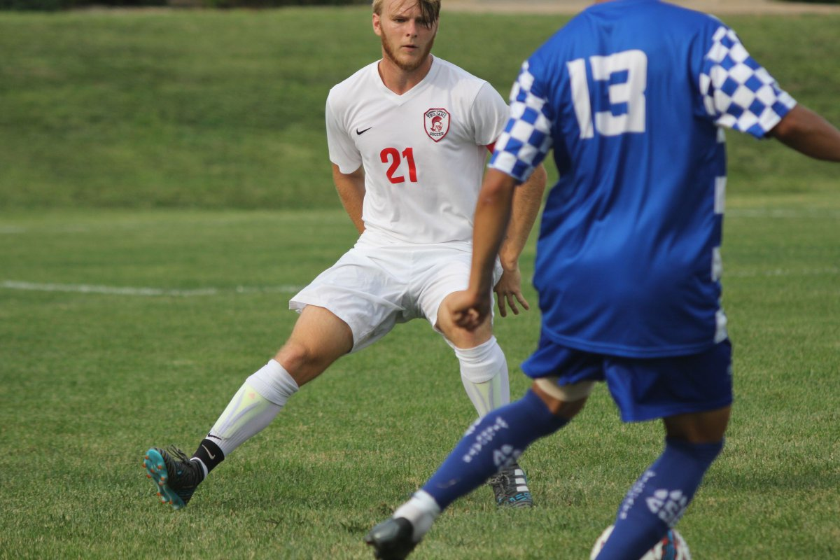 Congratulations to Isaac Lehmkuhl for receiving AMC Men's Soccer Player of the Week Honors - https://t.co/p2OSsR2lyD