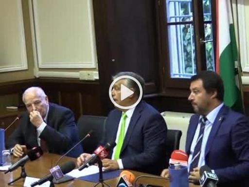 #Orban : #DaSalvini dipende sicurezza #Europa, non arretri  https://goo.gl/gsPnwT  - Ukustom