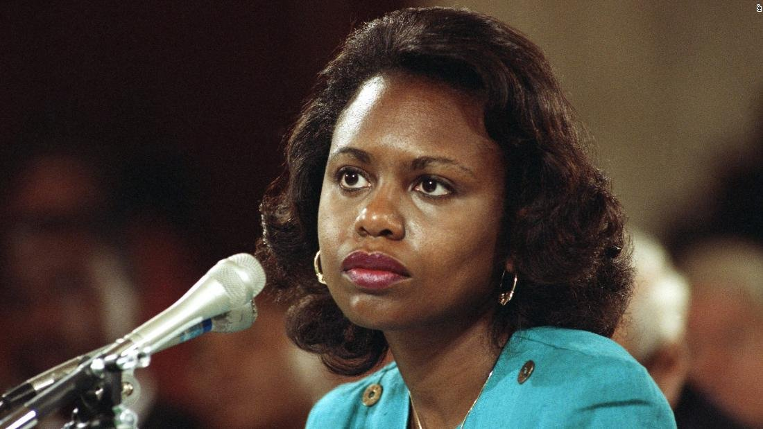 Anita Hill's accusations did not hurt public support for Clarence Thomas in 1991 https://t.co/A5UWuOZshS https://t.co/ecUrC5jMxT