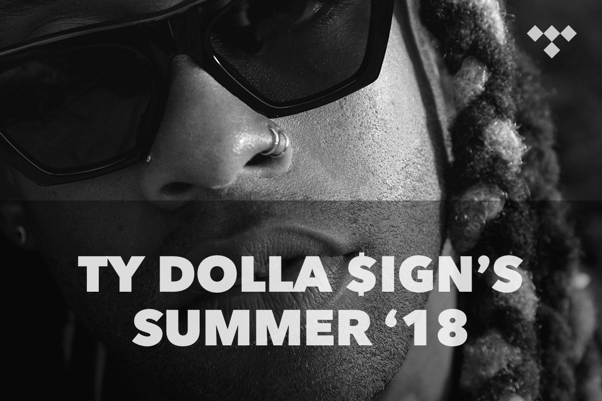 Ty Dolla Sign's Summer '18 https://t.co/HlssptFnZQ #TIDAL https://t.co/Q70PixTVrZ