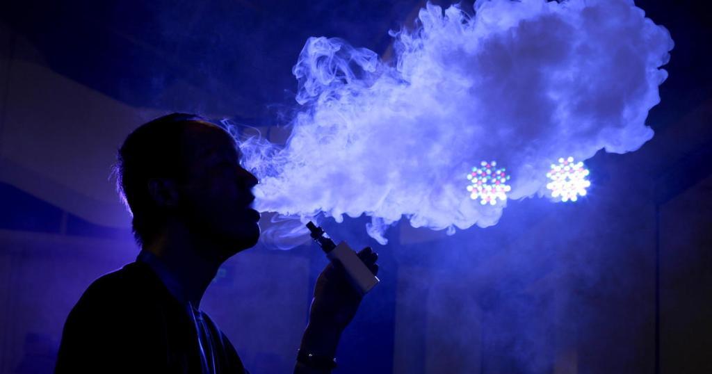 2 million U.S. teens are vaping marijuana, report finds