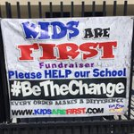 Image for the Tweet beginning: Scholars let's raise money for