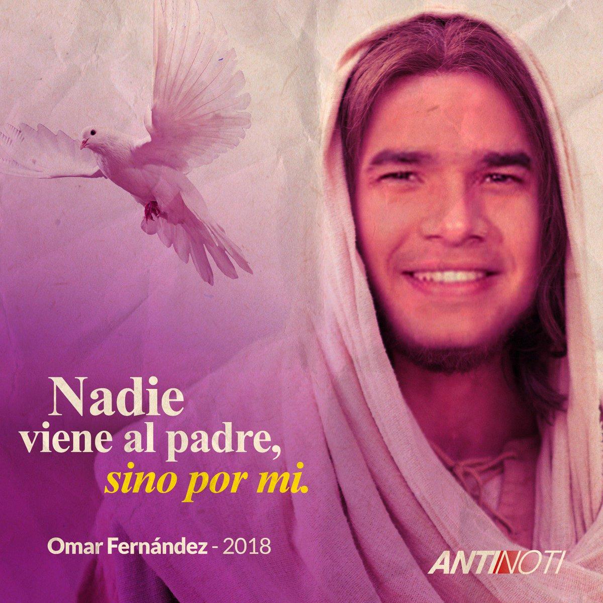 Sabias palabras @OmarLFernandez Cc: @elantinoti El padre: @LeonelFernandez