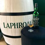 Image for the Tweet beginning: This special Laphroaig 1815 single