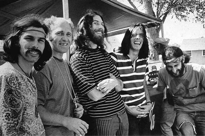 """Happy Birthday, Ken Kesey!  \""""He who marches out of step hears another drum.\"""" -Kesey"""