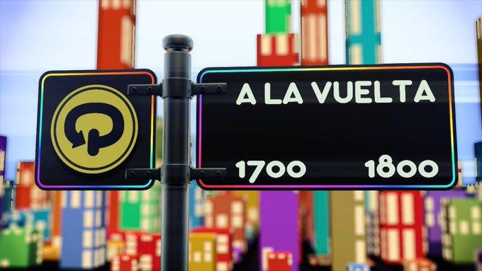 A las 17:00 llega #AlaVuelta con todos los temas que te gustan ¡Escribinos y contanos qué artistas querés escuchar en tu regreso a casa #BuenLunes Foto