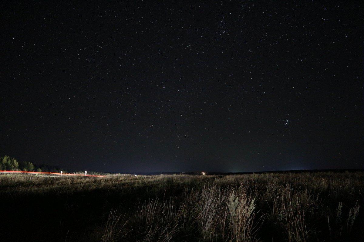 примеру, фото ночного неба советы крайней