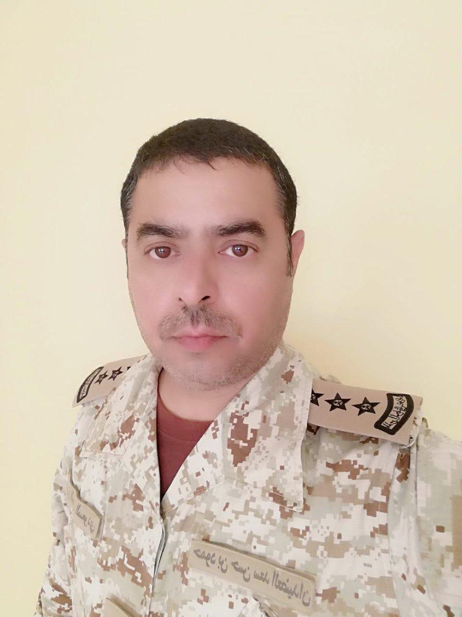 نُبارك للشريف / حمود بن حسن العضيدان ترقيته إلى رتبة نقيب