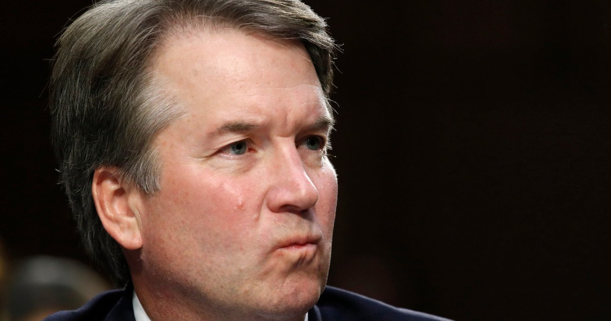 There's a lot we don't know about Brett Kavanaugh's sketchy finances bit.ly/2Nh5O9Q