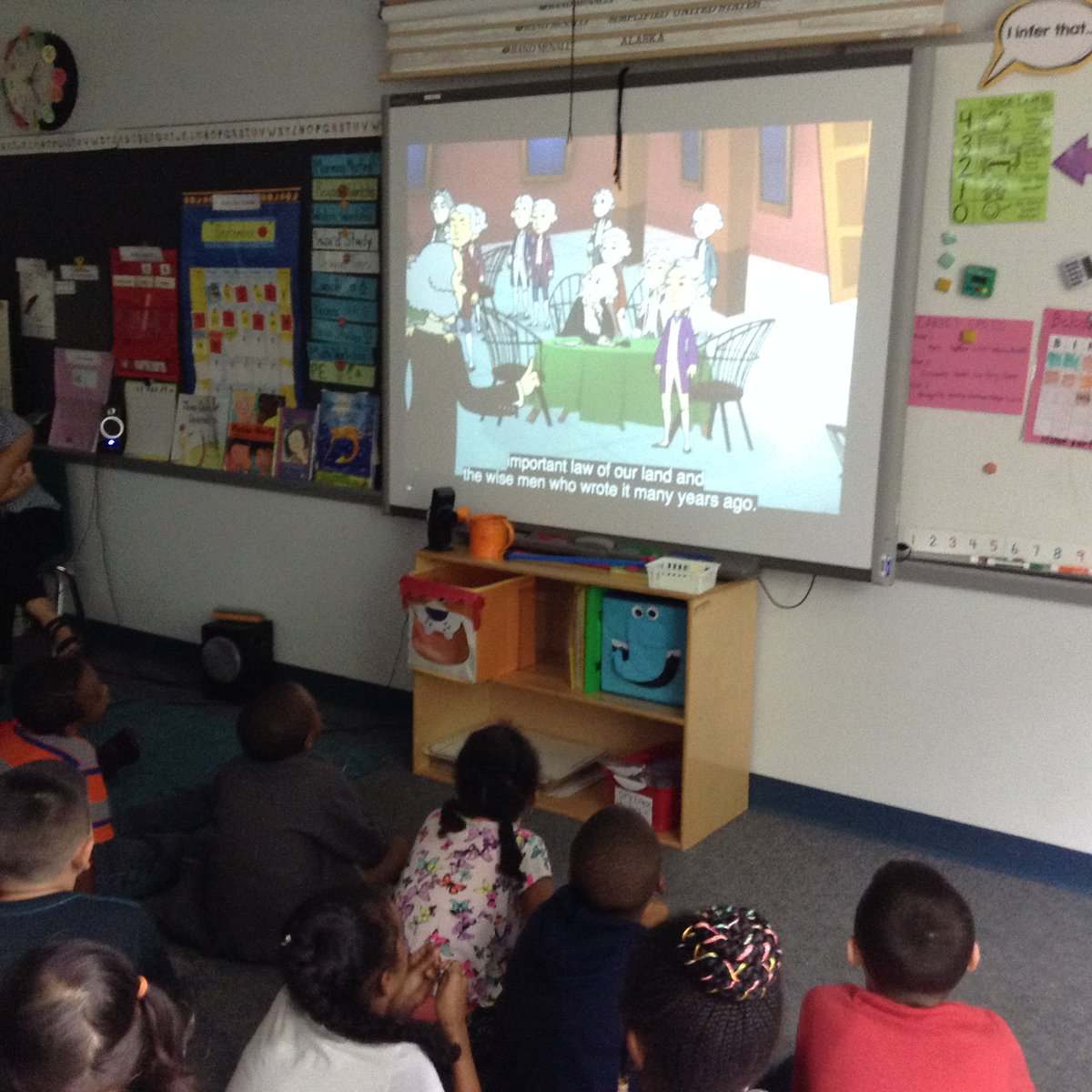It's Constitution Day <a target='_blank' href='http://twitter.com/APSDrew'>@APSDrew</a> and students learned the who, what, why, where and how of the United States Constitution <a target='_blank' href='http://twitter.com/APSVirginia'>@APSVirginia</a> <a target='_blank' href='http://twitter.com/SuptPKM'>@SuptPKM</a> <a target='_blank' href='http://search.twitter.com/search?q=ConstitutionDay'><a target='_blank' href='https://twitter.com/hashtag/ConstitutionDay?src=hash'>#ConstitutionDay</a></a> <a target='_blank' href='http://search.twitter.com/search?q=EngageAPS'><a target='_blank' href='https://twitter.com/hashtag/EngageAPS?src=hash'>#EngageAPS</a></a> <a target='_blank' href='https://t.co/jC6X2TSUZX'>https://t.co/jC6X2TSUZX</a>