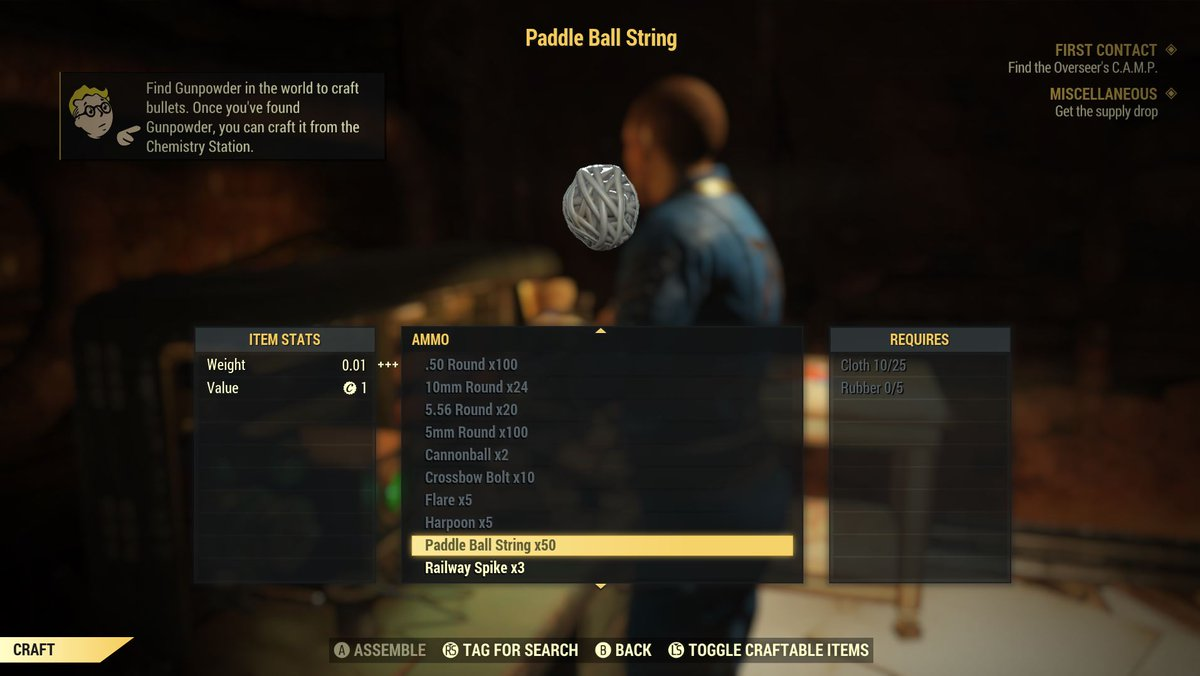 Multi] Fallout 76 Role Playing Games GoT