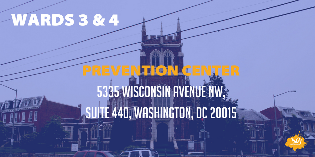 Recovery is one phone call or visit away! Contact a prevention center to help you or a loved one live a drug-free life. #RecoveryMonth @DCPCWards5and6 @Wards78DCPC @dcpcwards3and4 @Dcpc1and2