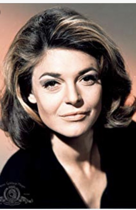 Happy Birthday to Anne Bancroft.. she put the spark in many films .. Mrs.Robinson, you Rocked It!