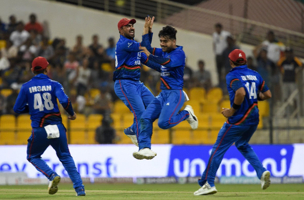 Sri Lanka are knocked out of the Asia Cup after a 91-run loss against Afghanistan