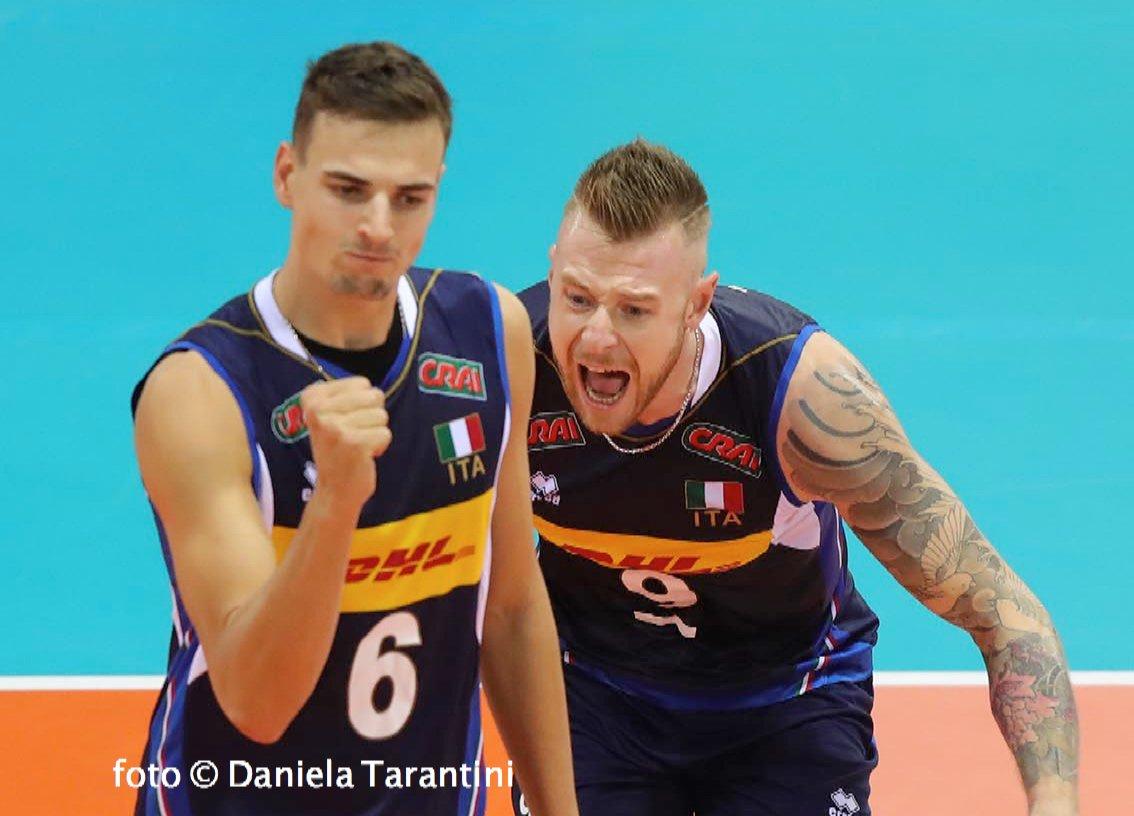 """Mondiali: Giannelli, """"Attenti alla Slovenia. Il ko del 2015  non lo dimenticherò mai""""  https:// www.volleyball.it/mondiali-giannelli-attenti-alla-slovenia-il-ko-del-2015-non-lo-dimentichero-mai/ #FivbMensWCH #iotifoazzurro #volleyball #VolleyballWChs #VolleyMondiali18 #LaNazionale #Mondiali2018 #SimoneGiannelli leggilo su https://t.co/VcBPGLNNCB  - Ukustom"""