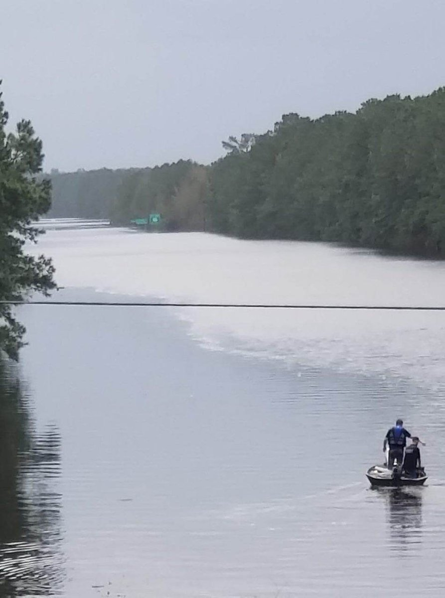 Interstate 40 at Pender County