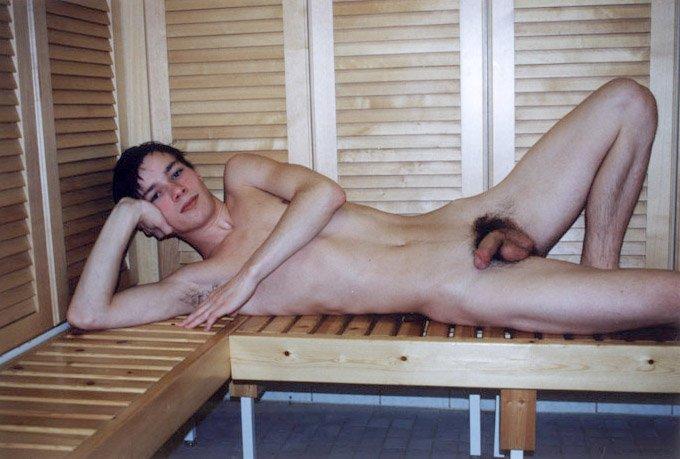 Nude Gay Bath