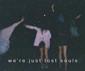 a e s t h e t i c on it s what we are souls lost