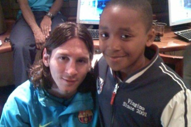 Image result for steven bergwijn lionel messi