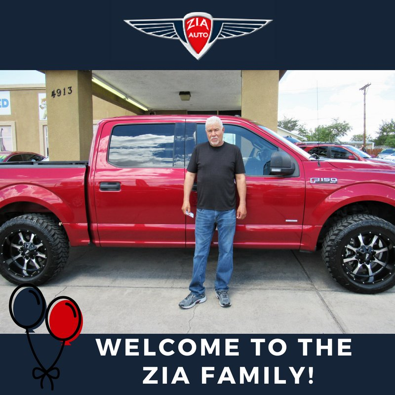 Zia Auto Sales >> Zia Automotive On Twitter Congratulations Mr Molinar On Your New