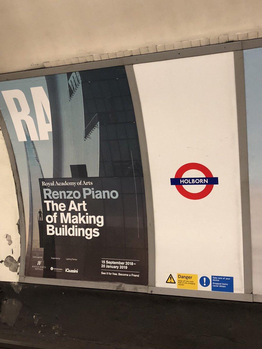 #RenzoPiano ...continuate a criticarlo...intanto a #Londra ...ma continuate pure... #genova #PonteMorandi forse non avete #genovanelcuore !!! Che ne dici @vitadarchitetto sbaglio?  #veniteaGenova  - Ukustom